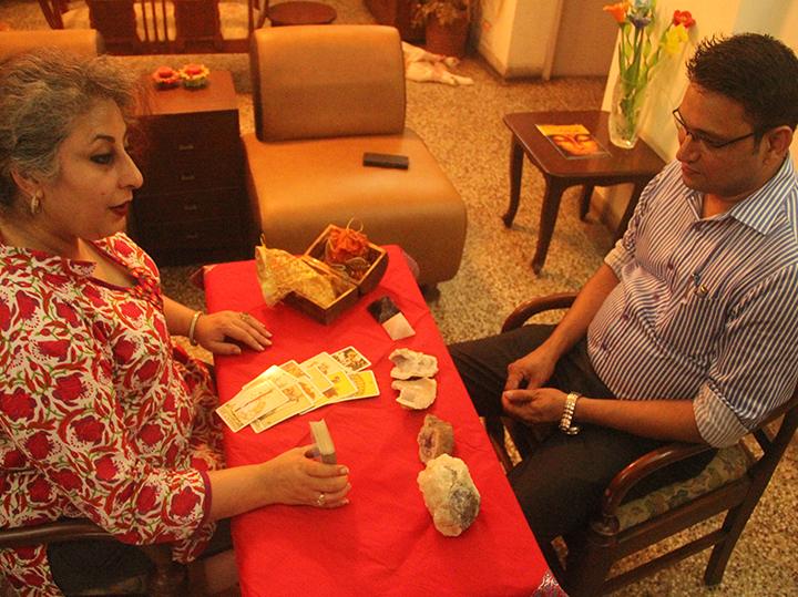 tarot card india